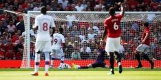 Van Aanholt nekt Manchester United met goal in slotfase