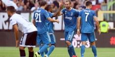 Bankzitter De Ligt ziet Juventus nipt winnen bij Parma