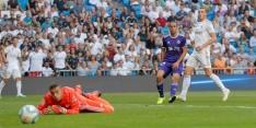 Real ondanks late voorsprong toch gelijk tegen Valladolid