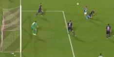 Video: Mertens krijgt penalty na lachwekkende schwalbe