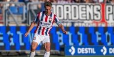 """Willem II halverwege knap vierde: """"Staan er niet onterecht"""""""
