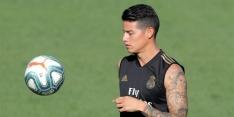 'Akkoord Everton en Real Madrid over James Rodriguez nabij'