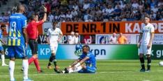 """Rode kaart frustreert Groenendijk: """"Moet je geel geven bij 0-3?"""""""