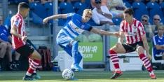 Johnsen en Zekhnini weigeren oproep voor Jong Noorwegen