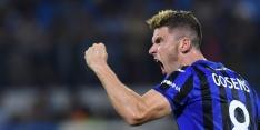 Atalanta wint ook van Napoli, eindelijk zege Sociedad
