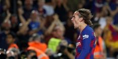 Griezmann leidt Barça langs Betis, De Jong onzichtbaar