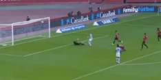 Video: Ødegaard maakt in razendsnelle counter eerst La Liga-goal