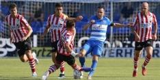 Aanwinst Bruns kan tegen Utrecht meteen VVV-debuut maken