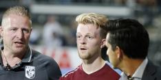 Vitesse zit zonder linksback: Clark paar weken uitgeschakeld