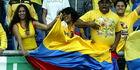 Colombia, Japan en Griekenland boeken zege