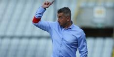 Hekkensluiter Waasland-Beveren ontslaat trainer Custovic