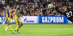 Ajax sloopt Cypriotische muur en haalt de Champions League