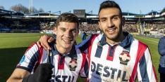Van 't Schip haalt Willem II-duo voor eerste keer bij Grieks elftal