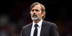 Cocu wint met Derby County van tiental en kijkt weer naar boven