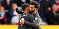 Liverpool breekt clubrecord met simpele zege op Burnley