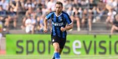 De Vrij wint met Internazionale en is koploper in Italië