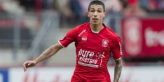 Aitor transfervrij van FC Twente naar Panathinaikos