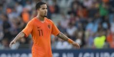 """Kluivert over Oranje: """"Ik denk dat ik er wel klaar voor ben"""""""