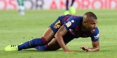 Rafinha verlengt bij Barça en gaat op huurbasis naar Celta