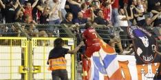 Flinke straf voor Antwerp na onrust rond duel met AZ