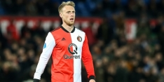 Feyenoord: Jørgensen, Haps en Karsdorp ontbreken