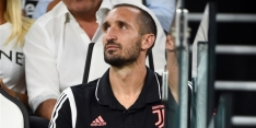 De Ligt ziet ervaren Chiellini (35) terugkeren in wedstrijdselectie