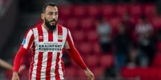'Samenwerking tussen PSV en Mitroglou definitief ten einde'