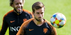 """Pröpper schikt zich in reserverol: """"Laatste wedstrijden duidelijk"""""""