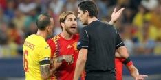 Tiental Spanje moeizaam langs Roemenië, zege Zweden