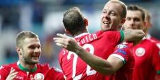 Wit-Rusland laat Estland alleen onderaan in poule Oranje