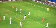 Video: Wales op voorsprong na hilarische eigen goal Azerbeidzjan