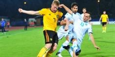 Simpele zege België, Rusland degelijk langs Schotland