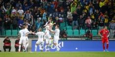Groep G: Slovenië verslaat koploper Polen, Oostenrijk haalt uit