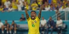 Neymar scoort meteen bij rentree, Neres maakt mini-invalbeurt