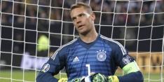 'Bayern en Neuer worden het maar niet eens over nieuw contract'