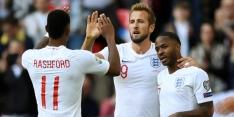 Engelse ploeg stapt bij racisme met z'n allen van het veld