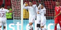 Portugal doet uitstekende zaken met overwinning op Servië