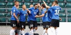 """Estland-coach: """"Oranje zeer onvoorspelbaar voor iedereen"""""""