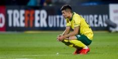 Fortuna Sittard voorlopig zonder clubtopscorer Damascan