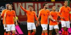Oranje start met Malen, Pröpper en Veltman tegen Estland