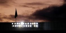Stadion van Schotland - België maandagavond kort ontruimd