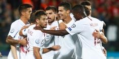 Ronaldo grote man in Litouwen, drie punten Servië