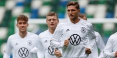 Duitsland-verdediger Stark valt wederom uit met blessure