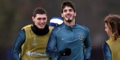 Piazon heeft het ondanks meerjarig contract gehad bij Chelsea