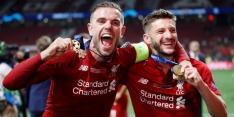 Henderson gekozen tot de beste Engelse speler van 2019