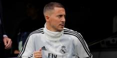 Zidane maakt zich in cruciale fase zorgen om Hazard