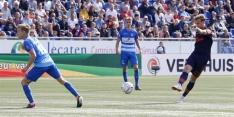 Video: RKC-speler Meulensteen maakt wereldgoal in Zwolle