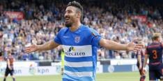PEC-debutant Reza steelt de show met vier doelpunten tegen RKC