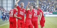"""Busquets maakt indruk bij Twente: """"Die jongen kan ballen, zeg"""""""