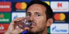 """Lampard cynisch tegen Klopp: """"Vind zijn uitspraken grappig"""""""